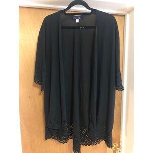 Other - Black kimono